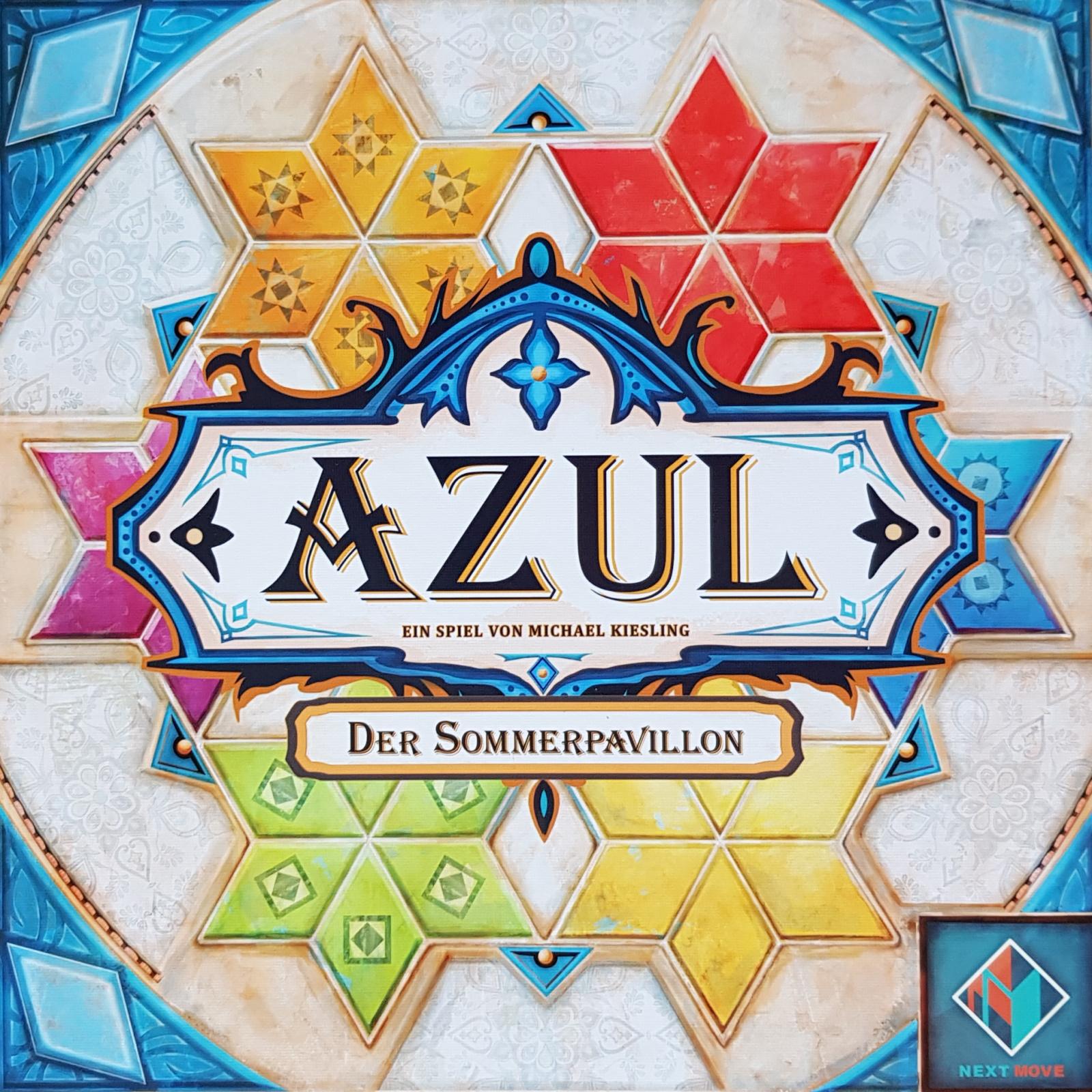 Azul - Der Sommerpavillon