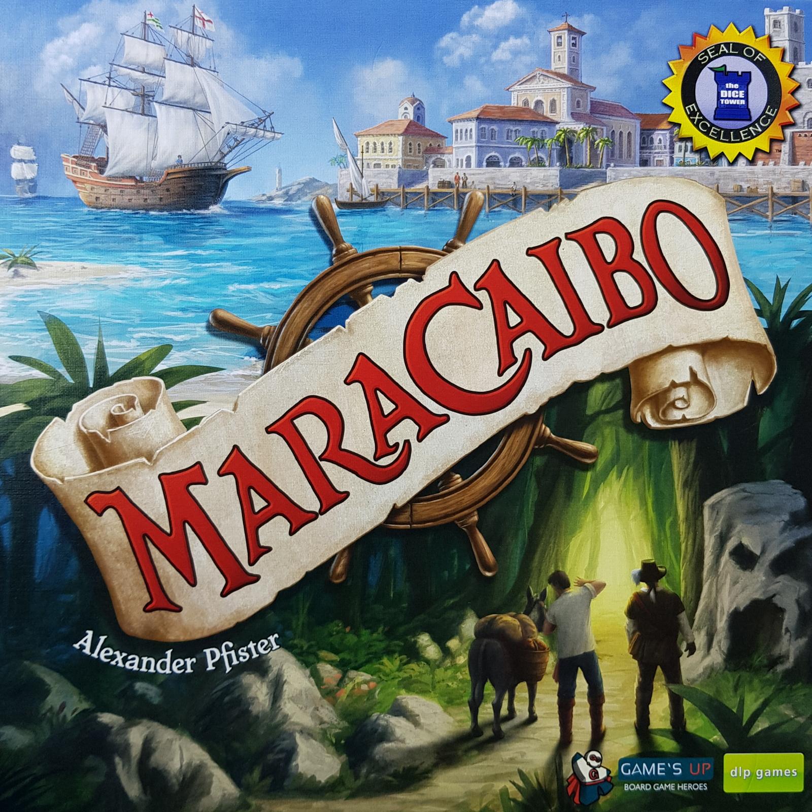 Maracaibo Brettspiel
